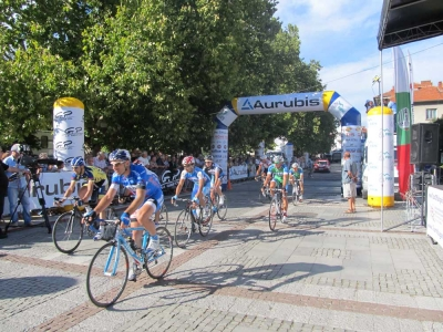 Stage of the International cycling tour of Bulgaria