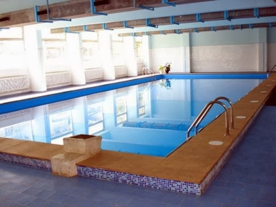 "Indoor swimming pool in ""Kliment Ohridski"" High school, Troyan"