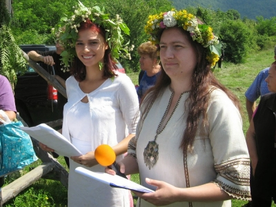 Celebration of the mountain, herbs and tourism